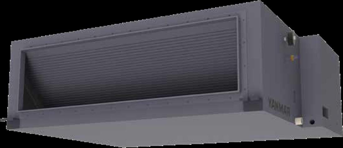 Kanałowy – YFXMQ-MB – Wysoki spręż